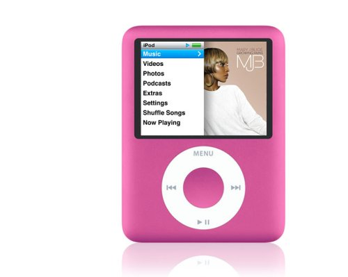 Apple iPod Nano 8GB - Pink