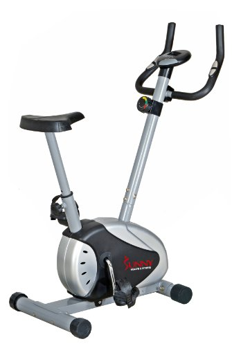 Sunny Health & Fitness Magnetic Upright Bike