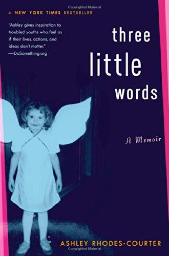 Three Little Words: A Memoir front-75447