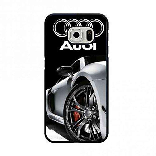 Audi Logo Kühl Entwurf Handyhülle,Audi Schützen Schale für Samsung Galaxy S7 Edge