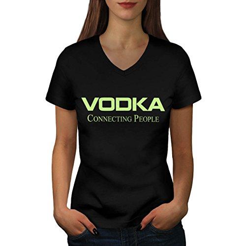 vodka-de-liaison-lueur-femme-nouveau-noir-l-t-shirt-wellcoda