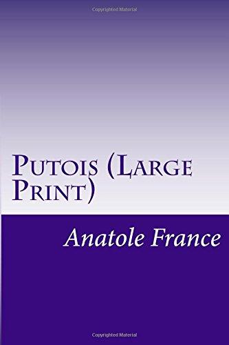 Putois (Large Print)
