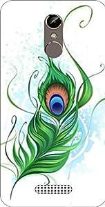FotoAdda Designer Printed Back Cover for Gionee S6S