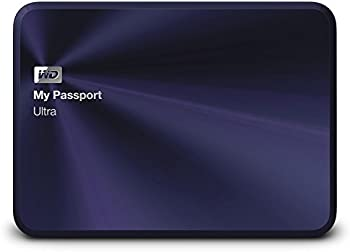 My Passport Ultra Metal Edition 2TB Portable Hard Drive