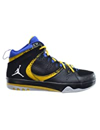 Jordan Phase 23 2 Men's Basketball Shoes Black/White-Gym Royal-Varsity Maize 602671-089