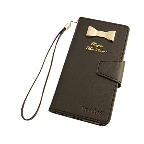 スマホケース スマホカバー手帳型 docomo ドコモ GALAXY S4 SC-04E 携帯 カバー カード ケース SIM Free シム フリー ブラック(01)