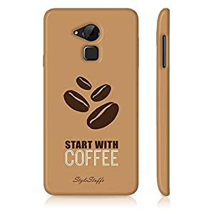 StyleStuffs Printed Back Case for Coolpad Note 3