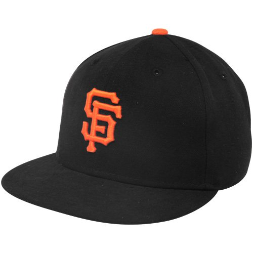 MLB San Francisco Giants Game Youth AC On Field 59Fifty Fitted Cap-634
