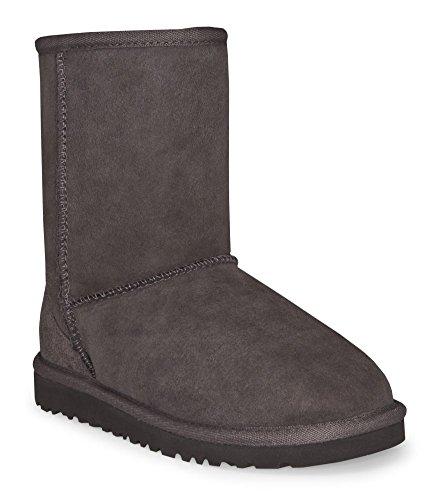 UGG Australia Kid's Classic Short Boot chocolate SZ 5