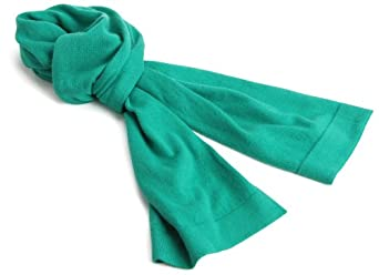 Red Moon Women's Skinny Scarf,Jade,One Size