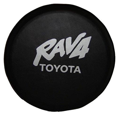 SpareCover abc-Rav4-28-silver ABC Series Black 28