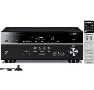 Yamaha RX-V675-R 7.2-Channel Factory Refurbished Network AV Receiver