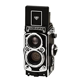 Rolleiflex 24611 Mini Digi AF 5.0 Camera (Black)