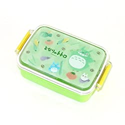 Bento: Studio Ghibli Totoro Design Microwavable BPA Free Lunch Box (450ml)
