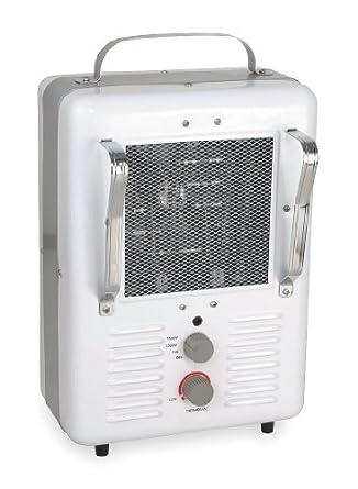 Dayton 3VU33 Heater, Space, 120v