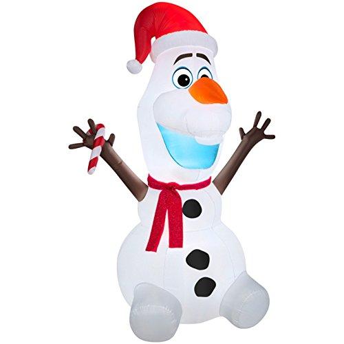 Disney Frozen Olaf 6 Foot