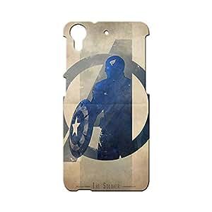 BLUEDIO Designer Printed Back case cover for HTC Desire 626 - G0762
