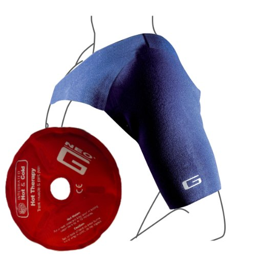 Neo-G Shoulder 3D Intergrated Cold & Hot Therapy Compression Support