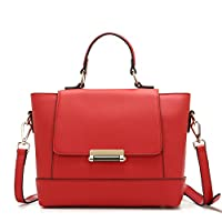 Fineplus Simple Fashion Cow Leather Shoulder Business Handbags For Women
