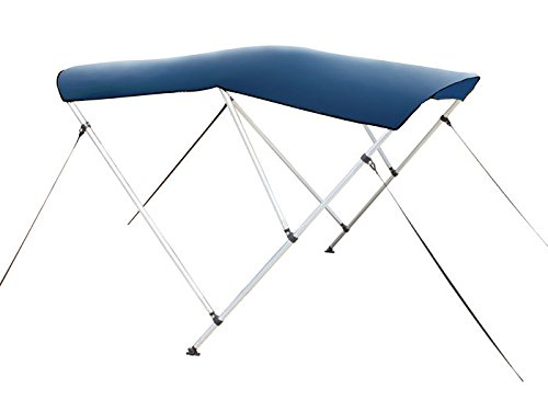 Polyester Bimini Top and Boot with 3 Bow Frame 6