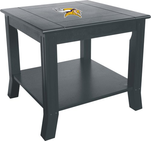 Minnesota Vikings Living Room/Office End/Side Table