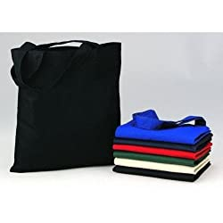 Toppers Canvas Eco-Friendly Grocery Tote Bag