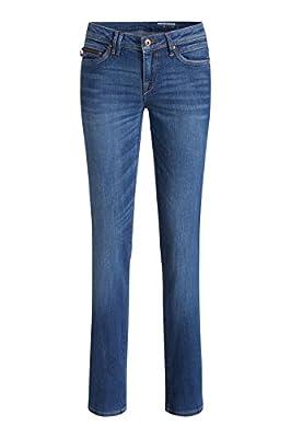 edc by Esprit Women's Mit Geradem Bein Jeans