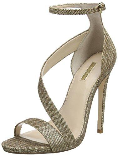 CarvelaGosh - Scarpe con Tacco donna , Oro (Oro (Gold)), 41