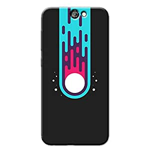 GRAPHICS VECTOR DESIGN BACK COVER HTC ONE A9