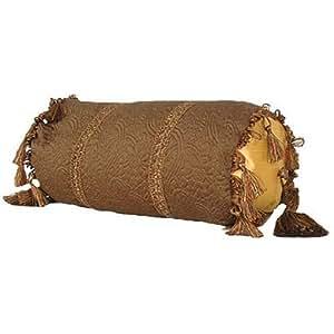 Amazon Com Rulu 84201 Decorative Bolster Tuscany Pillow