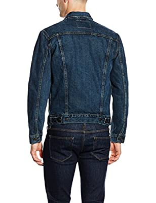 Levi's Men's The Trucker Denim Long Sleeve Jacket