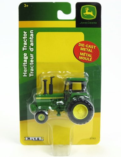 1/64th John Deere SoundGard Cab Tractor
