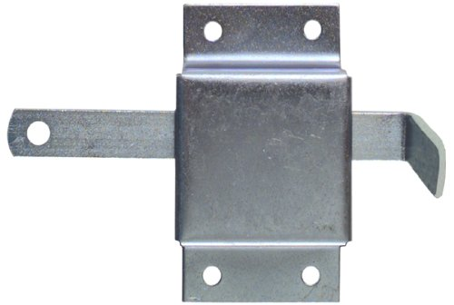 Images for National Hardware V7646 Side Lock for Use on Inside of Garage Doors, Zinc, 5-1/2-Inch Wide