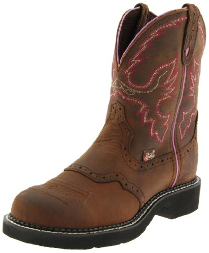 Justin Boots Women's Gypsy-L9903 Boot,Brown/Brown,7 B US