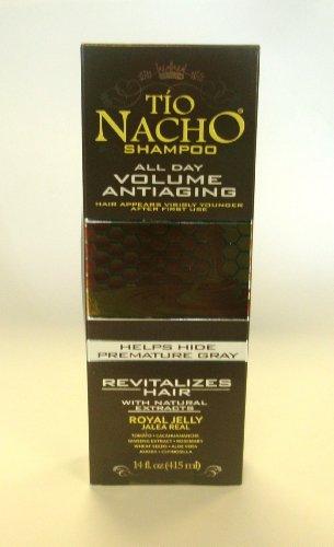 Tio Nacho Shampoo - All Day Volume Anti-Aging