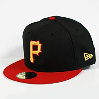 Pittsburgh Pirates Cooperstown New Era 5950 Fitted Hat by New Era