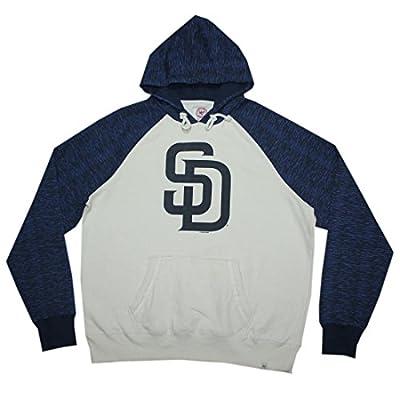 BIG & TALL MLB San Diego Padres Mens Athletic Thermal Hoodie