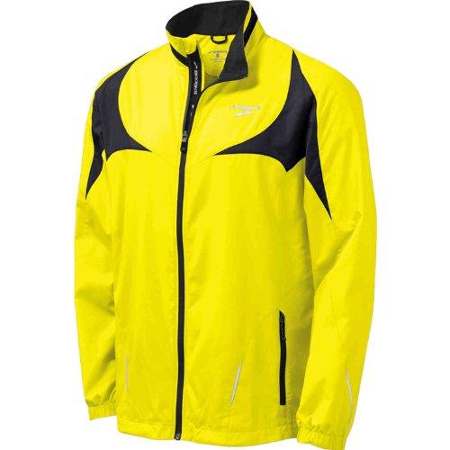 Brooks Brooks Men's Nightlife II Jacket, Nightlife, Medium
