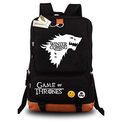 Game of Thrones House Stark Backpack