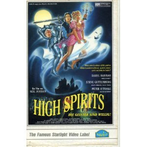 High Spirits - Die Geister sind willig [VHS]