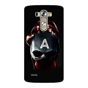 Stylish ACW Multicolor Back Case Cover for LG G3