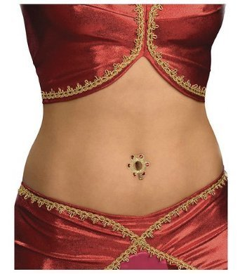 Bollywood Belly Jewel