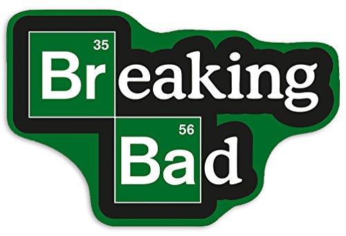Tappetino Breaking Bad Logo-Zerbino