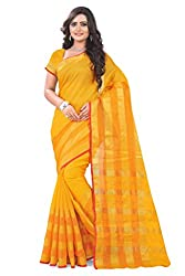 Amigos Fashion Women's Kora Silk Saree (AF-01)
