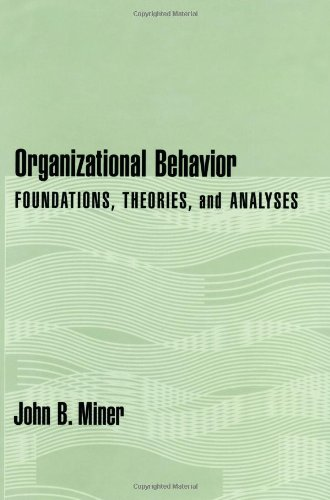 organizational behavior theories and business failure Organization behavior and organization theory optimism has abounded in the discussion of the relationship of infor mation technology (it) to organization theory and organization behavior.