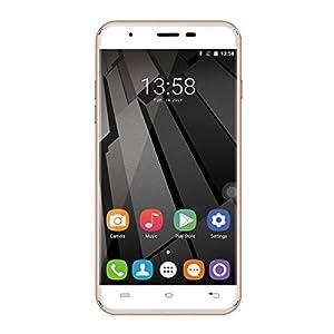 Oukitel U7 Plus - Smartphone libre Android 6.0 (4G LTE, Pantalla 5.5