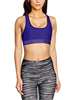 Under Armour Top Crossback (Morado)