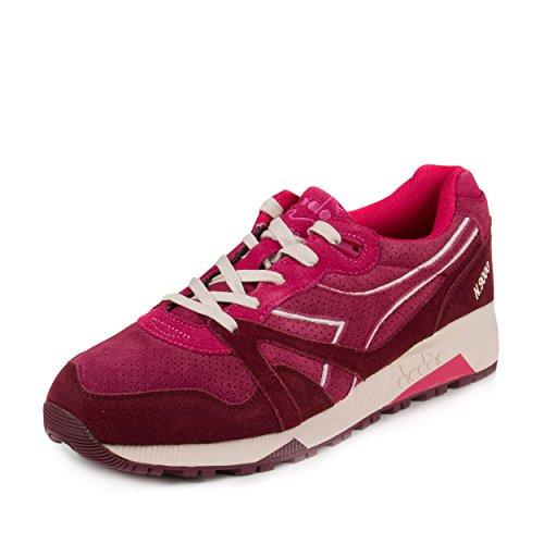 Diadora N9000 S Red Beet Athletic Shoe 170121-55029 (11.5)