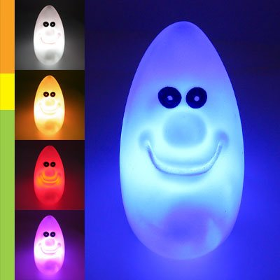 Color Changing Led Moon Baby Kid Mood Lamp Night Light Children front-466091