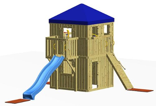 WINNETOO Spielturm GP805 Giga günstig bestellen